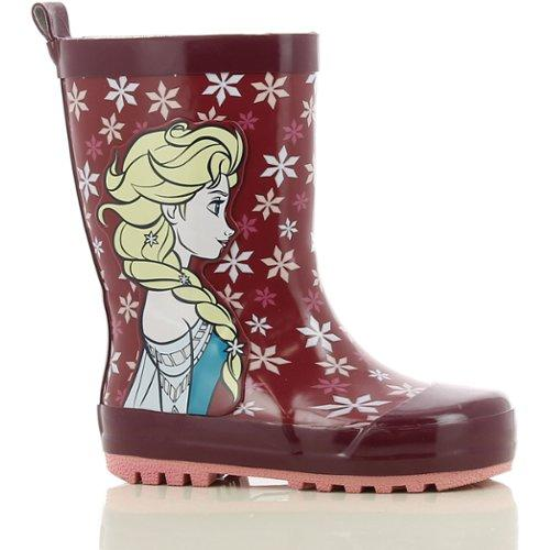 Disney Frozen Kumisaappaat, Burgundy 22