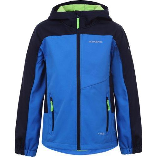 Icepeak Biggs miesten softshell takki, tummansininen sininen