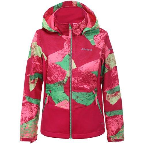Icepeak Volte miesten softshell takki (tummanvihreä)