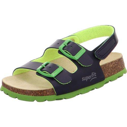Mjuka, musta ja messinki, kiva sandaali, pehmeä