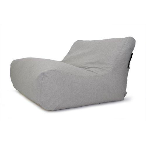 Pusku Pusku Säkkituoli Sofa Lounge Home 1000L, harmaa