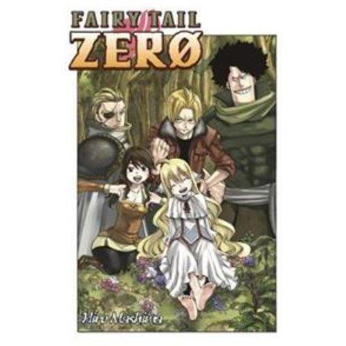 Book Fairy Tail Zero