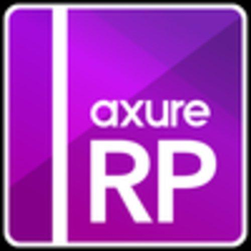 Axure Software Solutions Inc Axure RP Team (UK) ESD 1YR Subscription Single  User MP